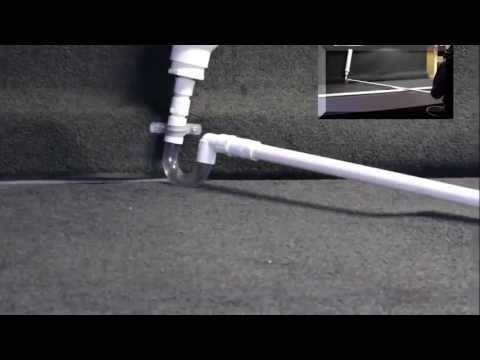 Clog Popper Condensate Drain Clearing Tool - Removes Blocks in Condensate Drain Lines