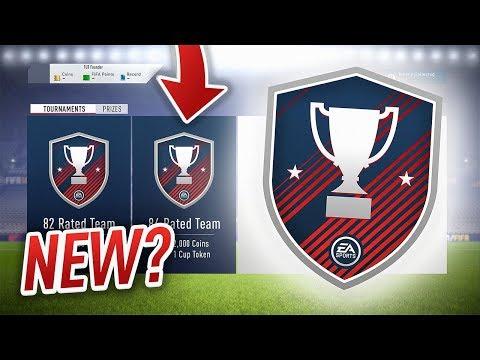 NEW CUP MODE IN FIFA?! - FIFA 18 Ultimate Team (Concept Design)