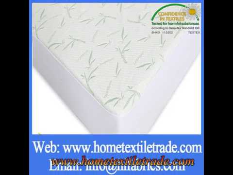 New Design 2017 Hypoallergenic Waterproof Mattress Protector