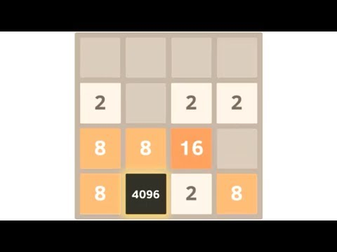 [2048] How to get 4096 + 1024 Tiles - Demo
