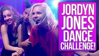 JORDYN JONES DANCE CHALLENGE | AWESOMENESSTV PRESENTS