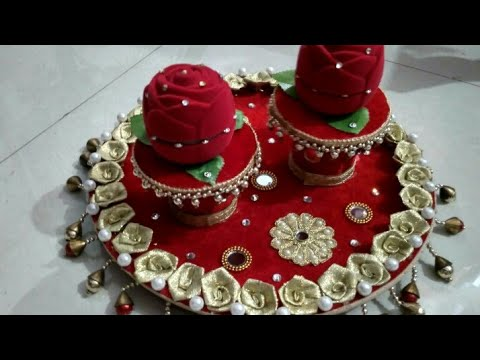 ring plate decoration