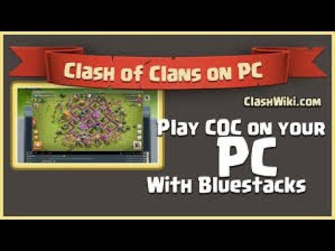 How to play clash of clans in pc/laptop|Hindi