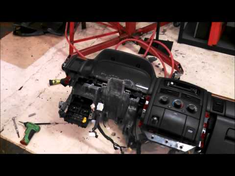 1999 Jeep Grand Cherokee Heater core Replacement Overview