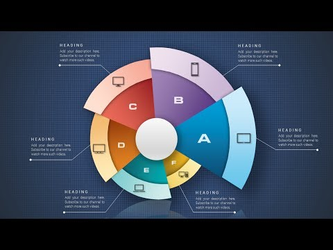 How To Design Modern Business Infographic for Presentation in Microsoft Office PowerPoint PPT