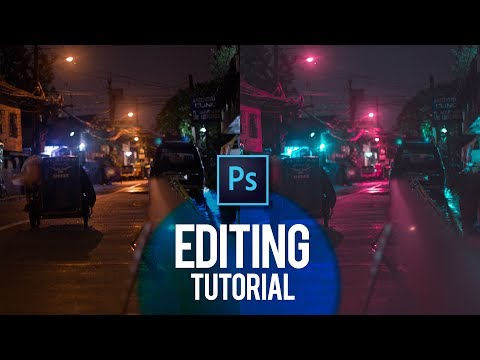 EDITING TUTORIAL - Urban Bubblegum Look   Adobe Photoshop