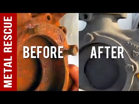 How To Remove Rust from Water Pump Housing - Safe, Fast, Reliable!