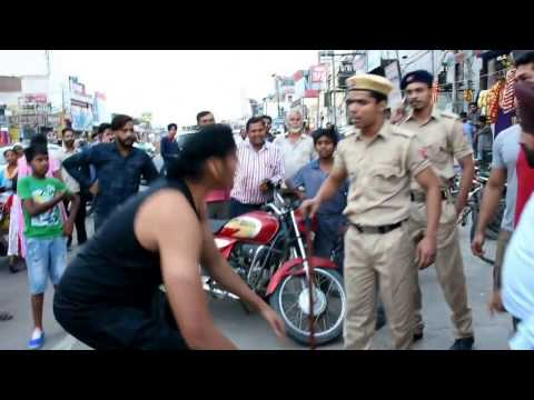 Xxx Mp4 CWE Wrestler Shanky Singh Chokeslam To Police Constable Pandey 3gp Sex