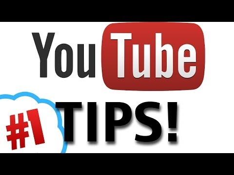 YouTube Tips 2014 (#1) How to get a Channel Trailer, How to edit your channel, 2014!