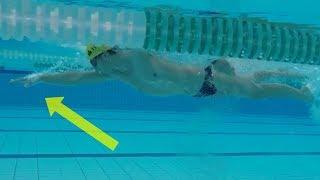 The Sub 60-min Ironman Swim