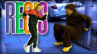Regis Philbin's Epic Workout - JonTron