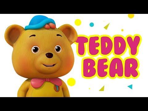 Teddy Bear Song | Baby Rhymes for Children | Infobells