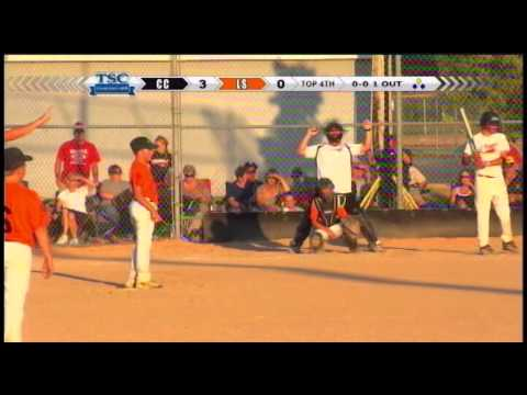 2012-07-11 | Little League Baseball | CC Propane vs Lucky Steer