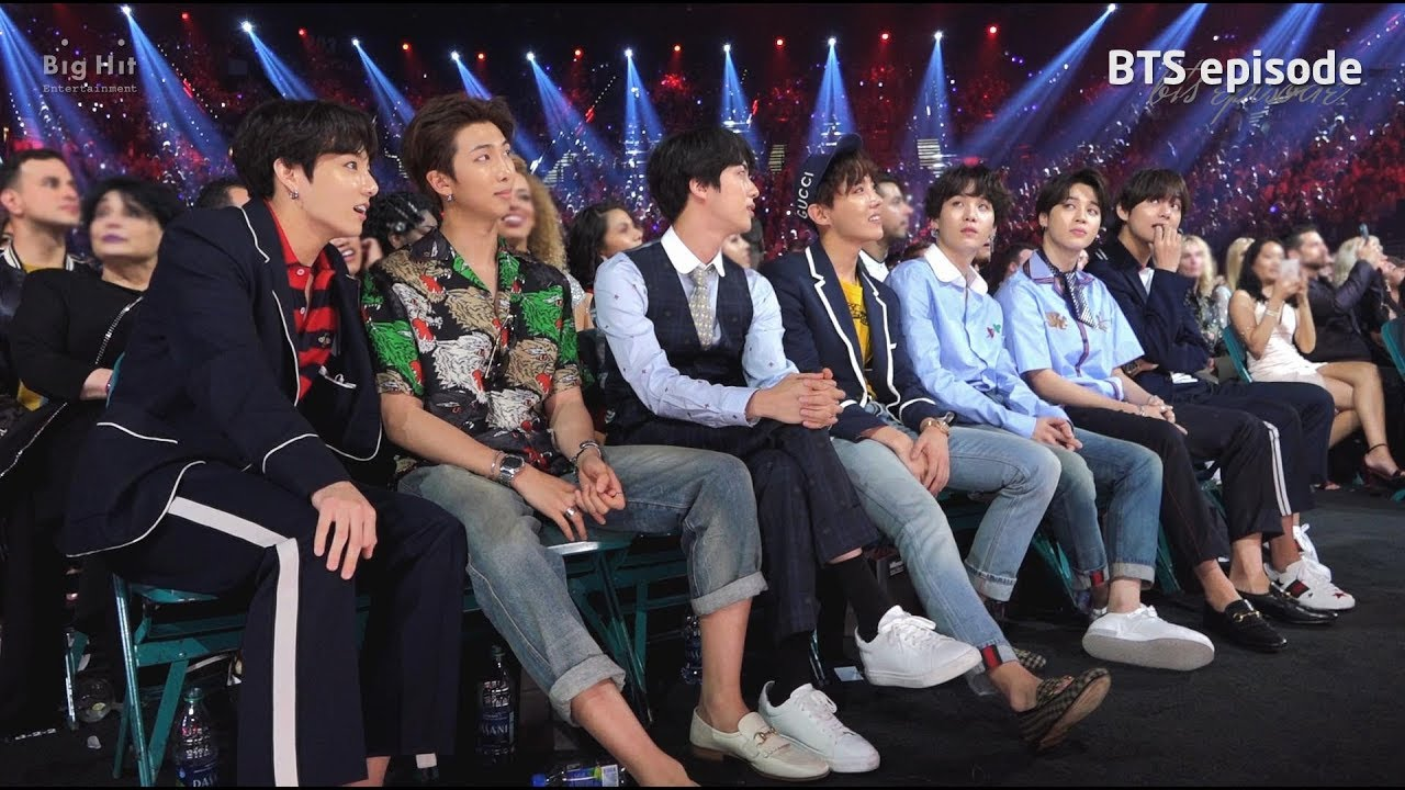 [EPISODE] BTS (방탄소년단) @ Billboard Music Awards 2018