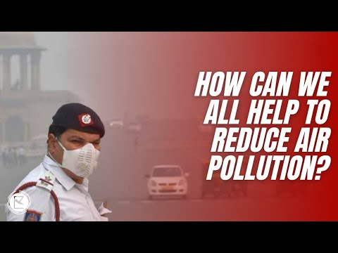 5 Easy ways to reduce pollution for everyone!!