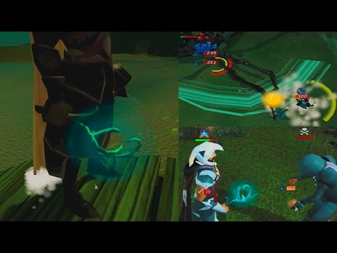 Testing out the Wand of the Cywir Elders!   Solo Nex   Araxxor   Elder Wand Pking