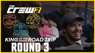 The Crew 2: LIVESTREAM - King of the Road Trip - Round 3 | Ubisoft [NA]