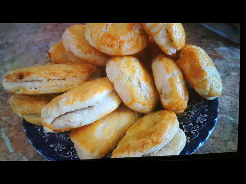 Onion Cookies (  Hopia onion )