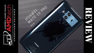 Huawei Mate 10 Pro Review:  The Best Flagship Smartphone of 2018?