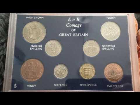 UK Coins - Just Arrived