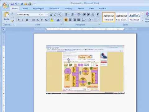 Screen Capture Classroom Plan
