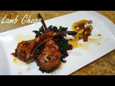 Broiled Lamb Chops - The best lamb chop recipe