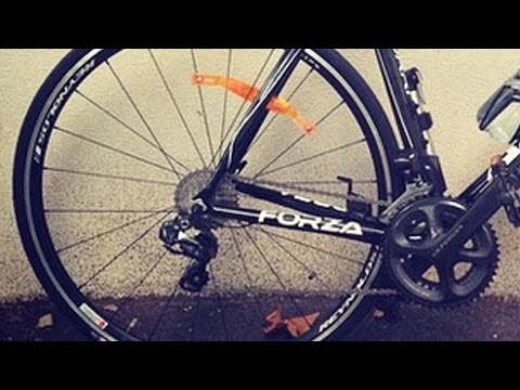 How To Work Out Bike Wheel Size for GPS (Garmin, etc)