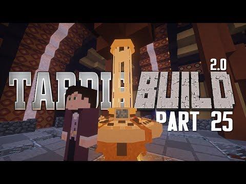Minecraft Tardis Build | 25