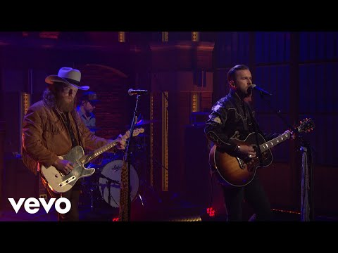Brothers Osborne - Weed, Whiskey And Willie