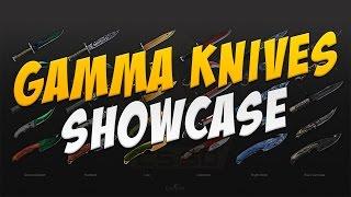bayonet black laminate factory new gamma case cs go skin
