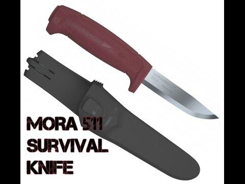 Morakniv 511 Knife Review