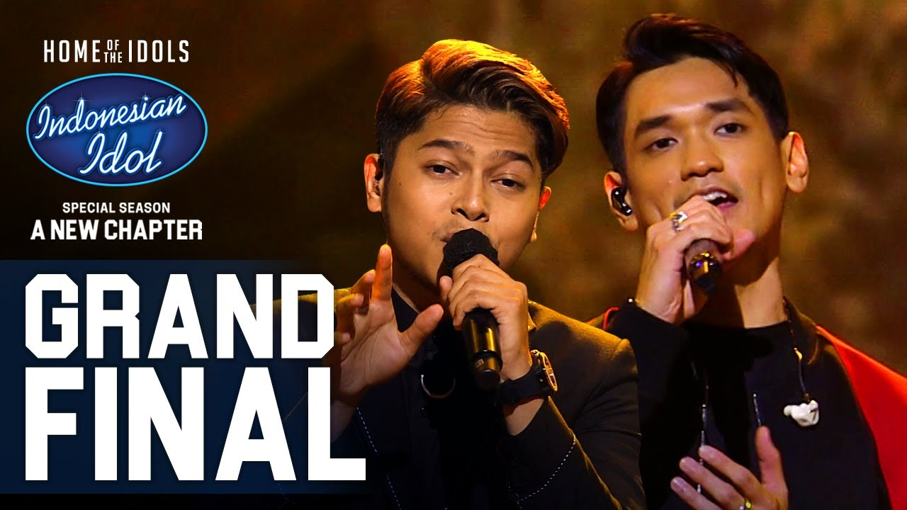 Download MARK X AFGAN - ANDAI AKU BISA (Chrisye) - GRAND FINAL - Indonesian Idol 2021 MP3 Gratis