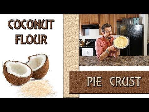 How to Make a Coconut Flour Pie Crust
