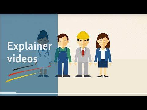 Explainer video - Job-hunting (ENGLISH)