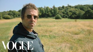73 Questions With Liam Gallagher | Vogue