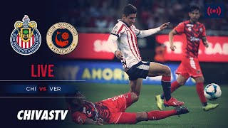 Chivas vs. Veracruz | LIVE | Week 19 | Liga MX | CHIVASTV | ENGLISH