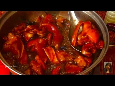 How To Braised Pig  Ear And Stomach  - Yummy And Easy Cooking At Home - Asian Family Food