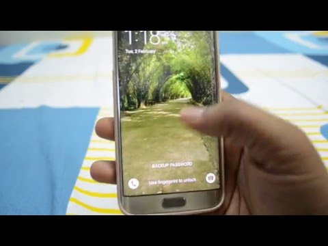 How to make emergency calls from Samsung Galaxy S6 Lock Screen