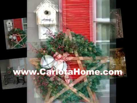 The Landscaping Ideas On A Budget Outdoor Christmas Decorations