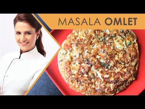 Masala Omlet | Egg Masala | Shipra Khanna Recipe