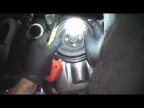 Crank Pulley TDC, keep in mind that...