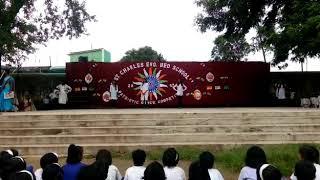 ST. CHARLES ENG. MED. SCHOOL, KURU