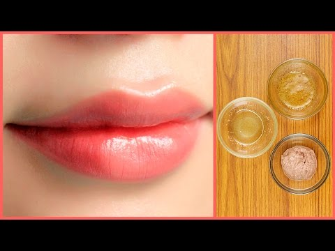 Magical Remedy to Get Naturally Pink & Baby Soft Lips At Home