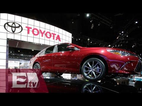 Toyota construirá en Guanajuato planta de ensamble/ Darío Celis
