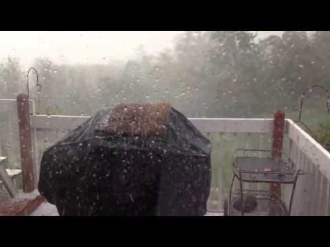 Colorado Hail