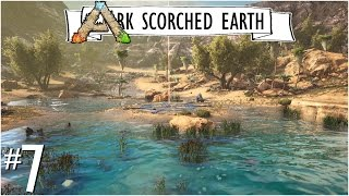 Flat Spots To Build On Scorched Earth!   Easier Base