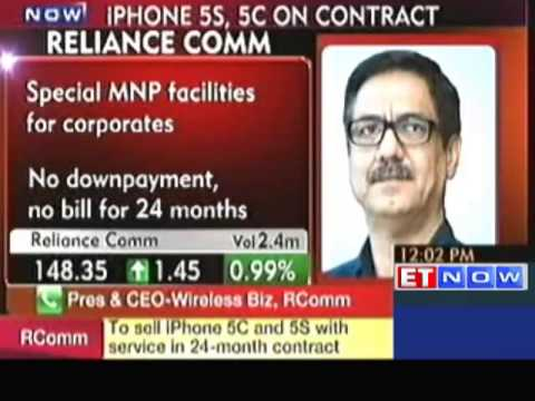 RComm to sell iPhone 5C & 5S under 2-year contract