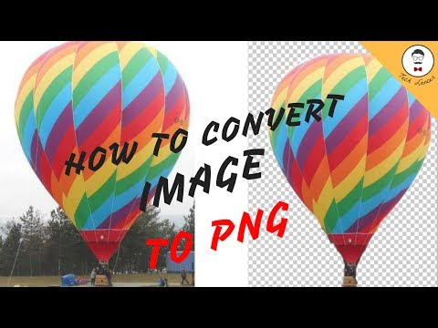 Best PNG converter | Convert image to PNG from Mobile in PicsArt 2017