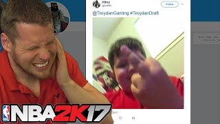 NBA 2K COMMUNITY DRAFT! THESE KIDS ARE RIDICULOUS!