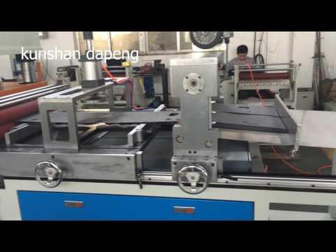 gasket /paper/foam hydraulic type die cutting machine , roll to sheet cutting machine